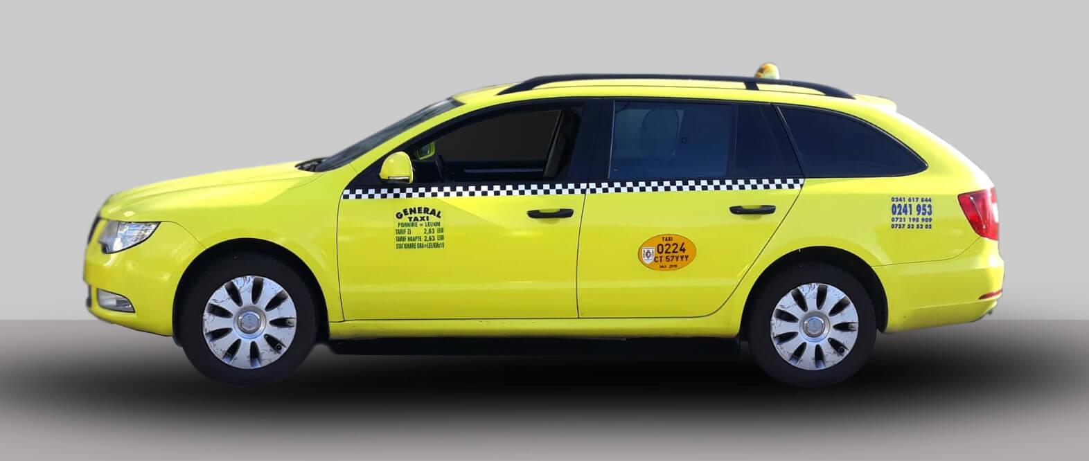 Generaltaxi Car